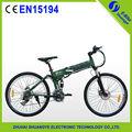 "Neue 26"" falten elektrisches fahrrad lifepo4 akku"