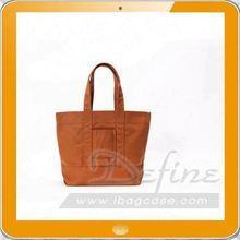Shopping unique canvas tote bag