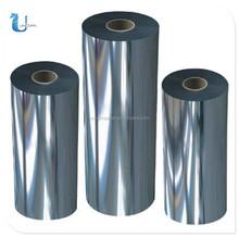 Metallized Aluminum PET Film (VMPET) for Waterproof Material