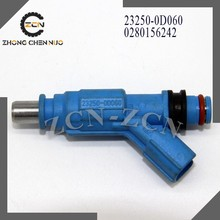 High Quality Auto Fuel Injector Nozzle OE No. 23250-0D060 0280156242 for TOYOTA