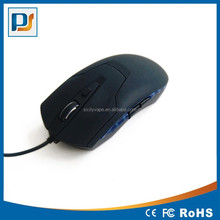 3D RF DPI Blue Optical light wired USB Mouse for iPhone Samsung