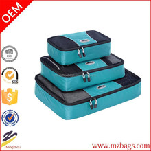 2015 Latest Design Travel packing cubes clothes packing cubes-3pcs