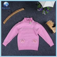 2015 BIG WORD sweater designs for kids hand knitted