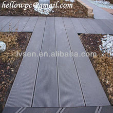 Eco-friendly composite decking