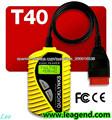 Herramienta de diagnóstico del coche de OBDII / EOBD PUEDE lector de código de fallo T40 OBDII / EOBD