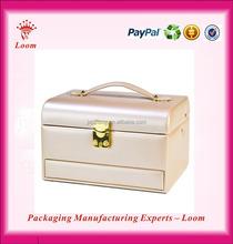 Low price customized pandora jewelry box