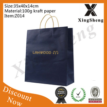 wholesale popular brown paper bags for sale