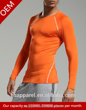 2014 trend mens wholesale clothing slim fashion gym tshirt