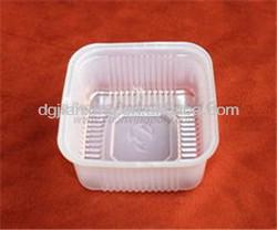 plastic food box design