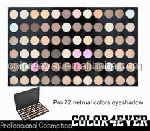 Makeup eyeshadow palette/72 Color Mineral Shimmer eyeshadow Palette flower shape eyeshadow