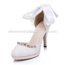 2016 moda para mujer elegante tacones altos zapatos de vestir para mujeres