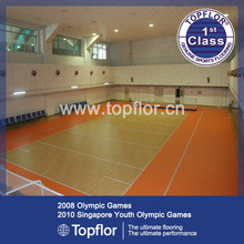 PVC Volleyball Court Floor for Indoor Sports Hall