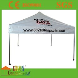 Professional trade show aluminum folding tent, gazebo, pop/easy up tent