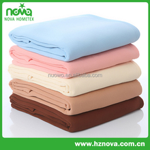 Bulk Wholesale Super Soft Print 100% Polyester Polar Fleece Blanket