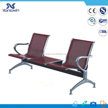 ever pretty 2 person waiting chair with table attached (YXZ-W1)