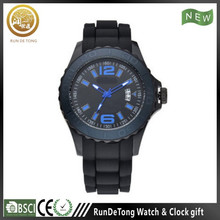Customized high quality silicone strap kids watch ben 10 watch