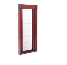 folding mosquito screen door