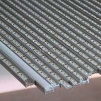 5730 LED cabinet light,original Korean LG 5630 SMD LEDs, CRI>80, 24VDC, 60 LED/M,1800 lumen,21W, Alu PCB,manufacturer,Shenzhen