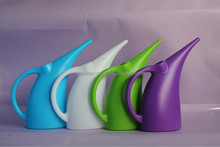 innovation design 750ml plastic garden watering pots flower pots