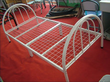 High Quality Steels Single Bed Metal Single Cheap bed