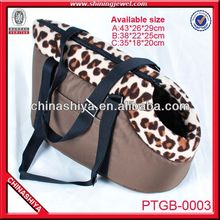 Fashion brand pet carrierbag dog pet carrier