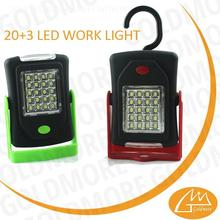 small qty available delivery on time 20+3 SMD halogen work light NingboChina