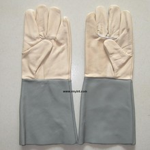 pakistani RMY 030 high quality working gloves long cuff