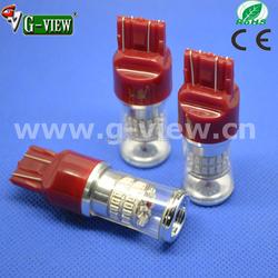 Hotsale Superbright T20 led bulb,7443 car led light ,car led 3014