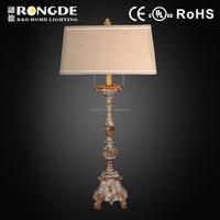 Famous indoor design elegant table lamps