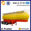 2015 compressor and diesel engine bulk cement tanker trailer