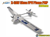 2015 cheapest X-UAV Skua FPV RC Airplane PNP Flying Toy Plane