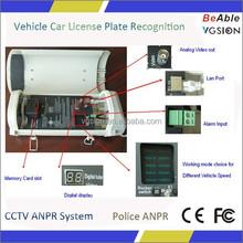 Parking management system LPR Security Camera for car number plate recognition surveillance Camera anpr lpr camera software