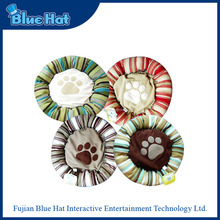 The colorful 4 styles washable bed for pet