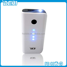 China factory shop high grade hot seller DEJI best 5600mah external battery charger portable power bank