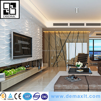 Pop interior decoration 3d Wall Panel