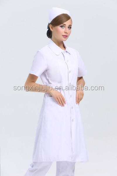 White Uniform Designs For Nurses Design Nurse White Uniform