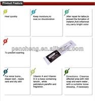 Vitamin Tattoo Recovery Cream Top Tattoo Repairing Cream / Vitamins A&D Ointment 100pcs/package