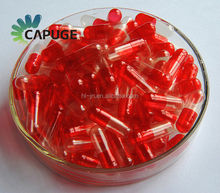 empty hard gelatin capsules size 2 plastic capsule empty for packing pill