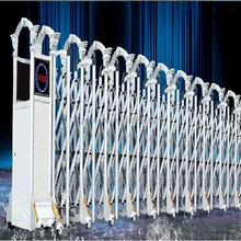 Automatic sliding door/Door iron gate design by COMA manufactory