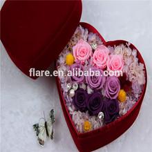 Flor fresca preservada para regalo