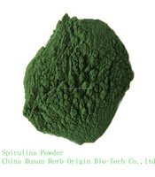 100% natural organic spirulina powder