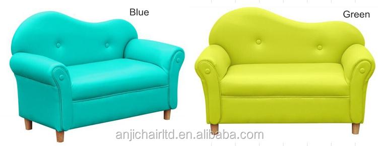 En bois mignon mini canap de meubles de luxe salon pour for Sillones para departamentos