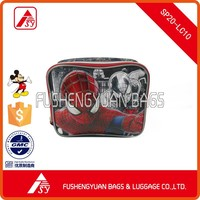 boys' hand bag with spider man image