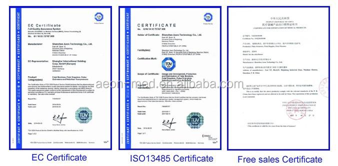 A100c Portable Fetal Doppler - Buy Fetal Doppler,Portable Fetal ...
