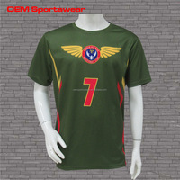 Cheap wholesale dry fit volleyball shirt men
