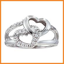Custom Fashion Jewelry Engagement Rings