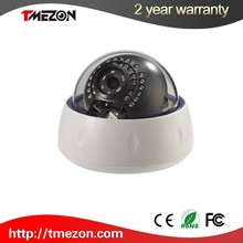 Varifocal Lens 1MP Dual Stream Outdoor HD sony/ip cctv dome camera with audio function cover cctv ip camera