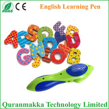 New form Learning Machine English Talking Pen with Recorder Books