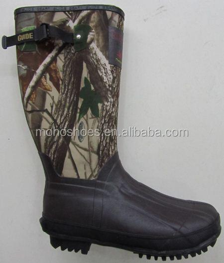 MOHO 2016 forest camo охота неопрена сапоги, мук резиновые сапоги
