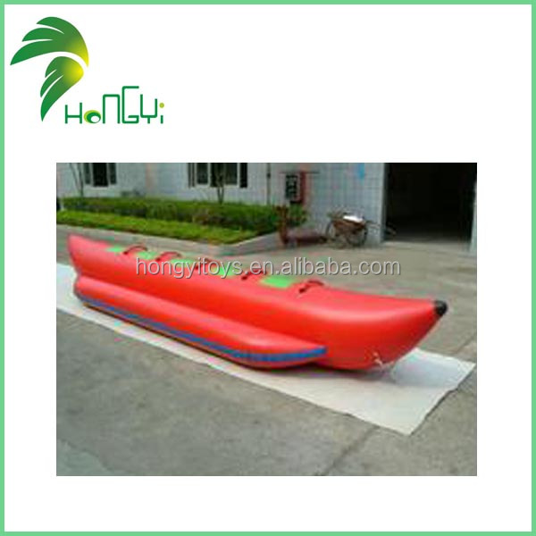 Exciting News ! Hongyi Big Discoutn On Sale PVC Inflatable Banana Boat.jpg